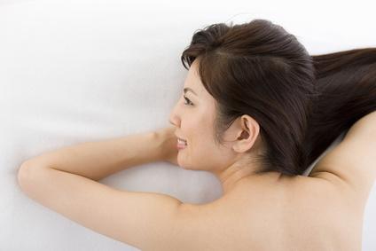 コラーゲンが適した女性の画像