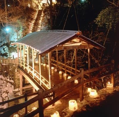 信州鹿教湯温泉の画像