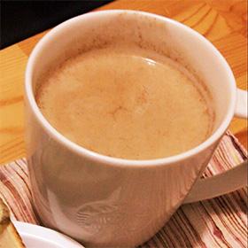 ほうじ茶ソイラテの画像