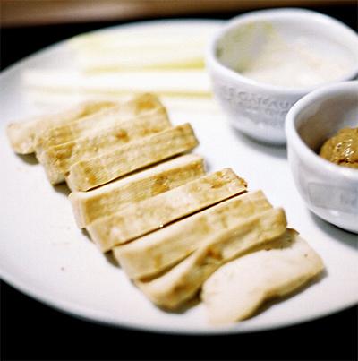 豆腐の味噌漬けの画像