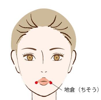 顔ツボちそうの画像2