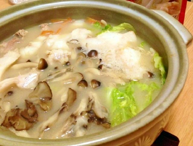鍋料理の画像