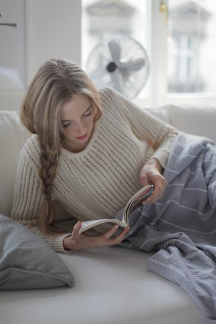 読書の画像