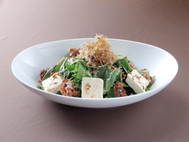 豆腐サラダの画像
