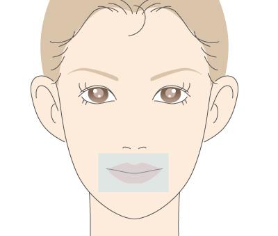 唇パックの画像