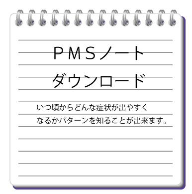 PMSノートの画像