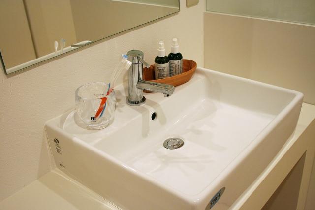 洗面所の画像