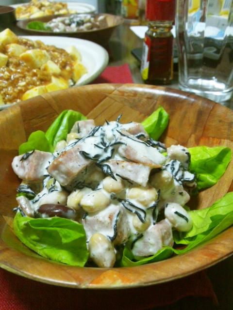 クックパッド豆サラダのレシピの画像