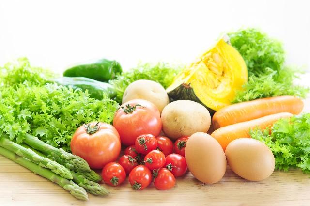 たっぷり野菜の画像