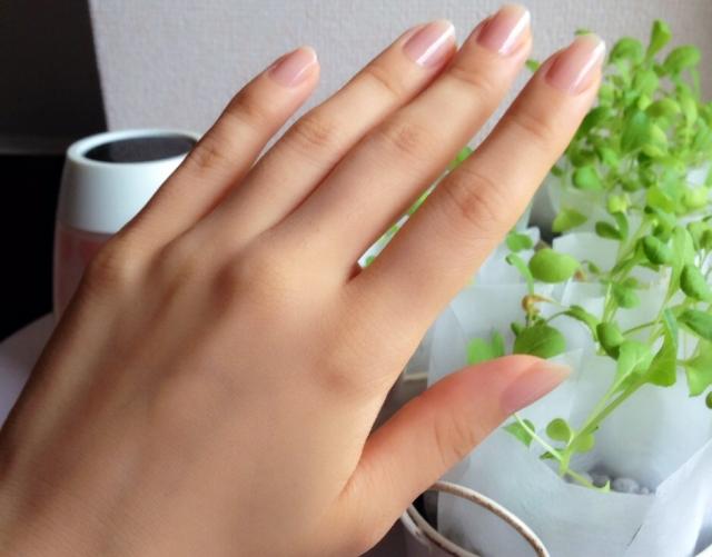 手指の画像