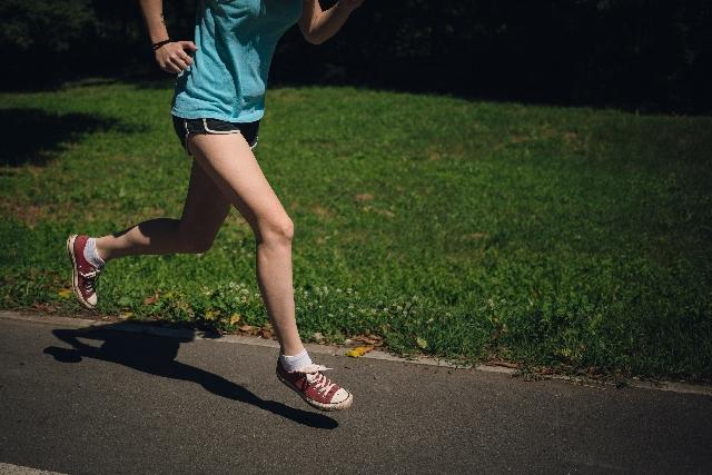 運動の画像