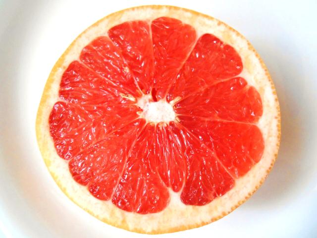 グレープフルーツの画像