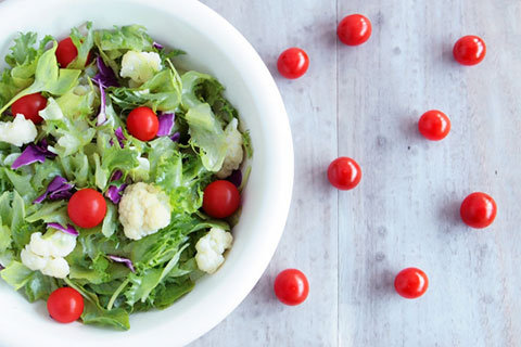 野菜サラダの画像