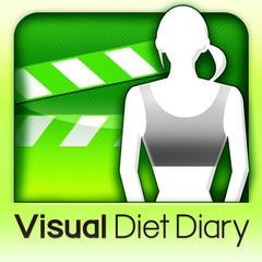 見た目ダイエット日記の画像