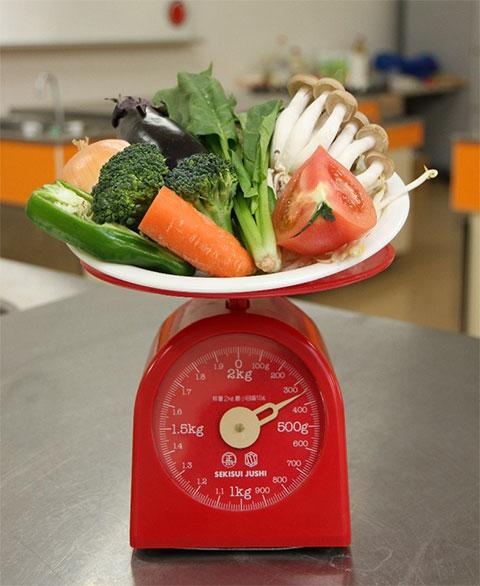 野菜350gの画像