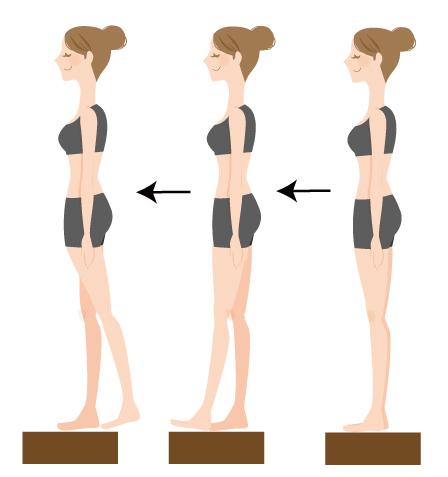 大腰筋ストレッチの画像