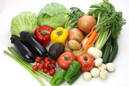 食材の画像