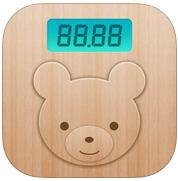 シンプル・ダイエットアプリの画像