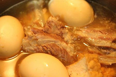 豚軟骨煮の画像