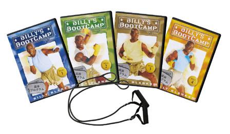 ビリーズブートキャンプdvdの画像