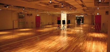 ダンススクールの画像