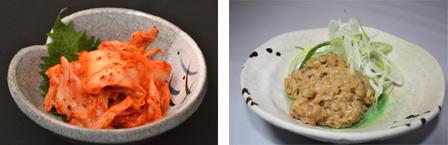 納豆キムチの画像