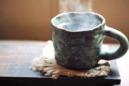 ホットコーヒーの画像