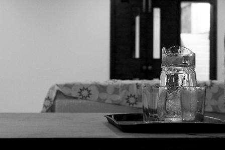 酢と水の画像
