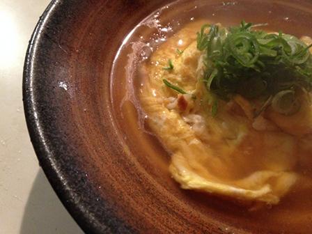 ちくわ入り豆腐と卵のビッグオムレツ中華あんかけ☆簡単の画像
