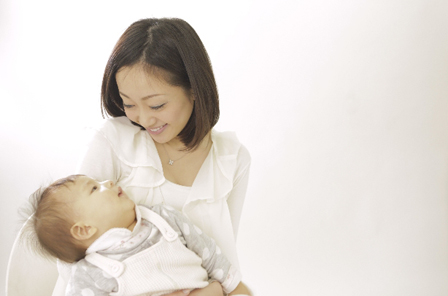 産後の画像