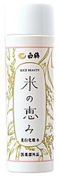 白鶴・米の恵み化粧水の画像