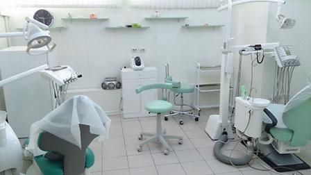 歯科クリニックの画像