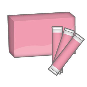 コラーゲンサプリメントの画像