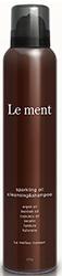 Le Ment(ルメント)高密度炭酸オイルクレンジング&シャンプーの画像
