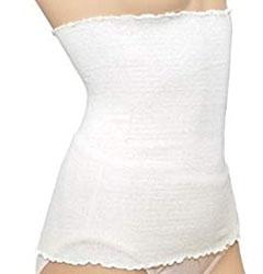 腹巻 シルク100% 薄手 放湿機能の画像